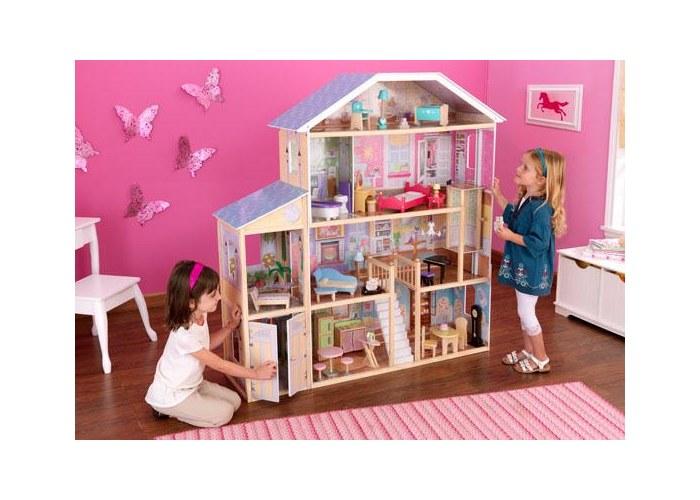 Сделать домик для девочки